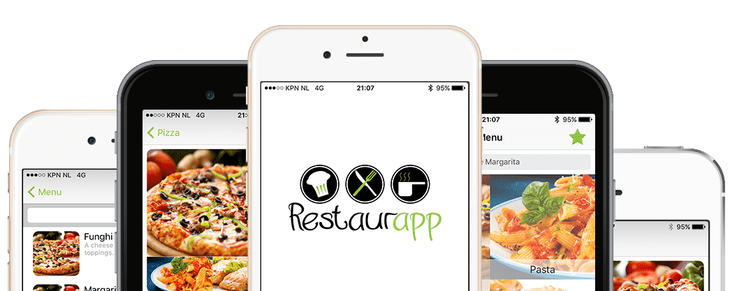 Vinvu Software heeft in opdracht gewerkt aan Restaurapp